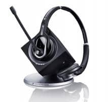 Sennheiser DW Pro2 Binaural Office DECT Headset 504308