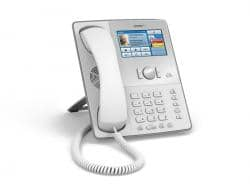 SNOM 870 Grey Premium Business VoIP Phone *Refurbished*