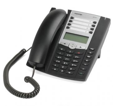 Mitel 6731 SIP phone with 3 line LCD display