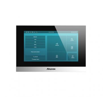Akuvox C313W SIP/Linux-based Indoor Touch Screen