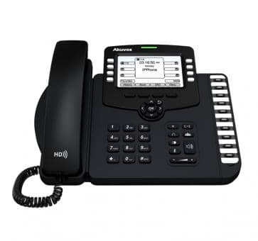 Akuvox SP-R59G IP phone PoE Gigabit