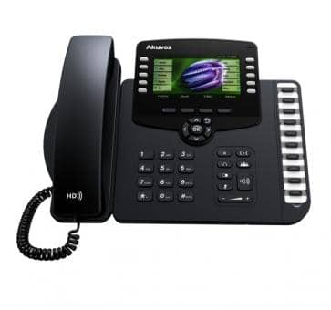 Akuvox SP-R67G IP phone color PoE Gigabit