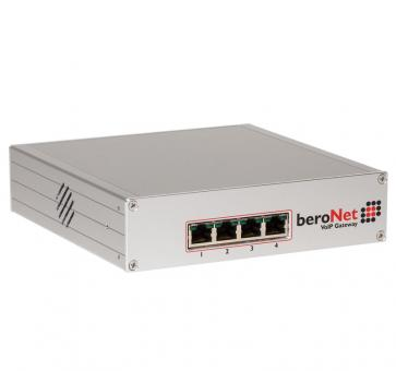 beroNet BF16001E14S0box beroNet Gateway BNBF1600box + 1x BNBF1E1 + 1x BNBF4S0 + 2x BNTAdapter