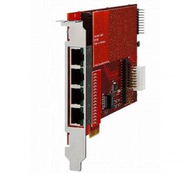 beroNet BF16002E1e beroNet Gateway PCIe BNBF1600 + 1x BNBF2E6