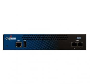 Digium VoIP Gateway G200 2x T1/E1/PRI Europe