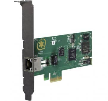 Digium TE131F single Span T1/E1/J1 PRI Karte PCIe