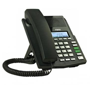Fanvil X3P IP phone SIP PoE black