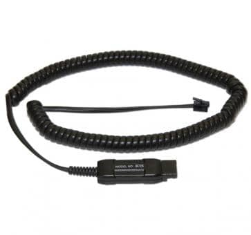 freeVoice DA-22 cord for Avaya with QD and RJ9