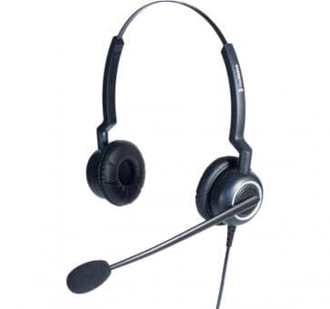 freeVoice SoundPro 355 Headset UNC Duo FSP355B