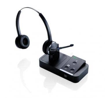 Jabra PRO 9450 DECT Headset Duo Flex USB NC 9450-29-707-101