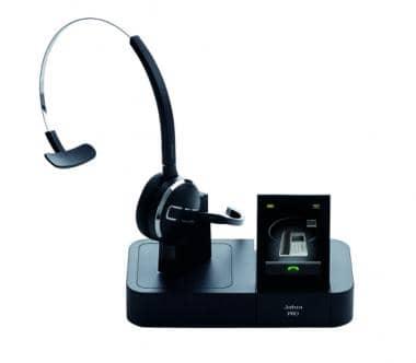 Jabra PRO 9460 DECT Headset Mono USB NC 9460-25-707-101