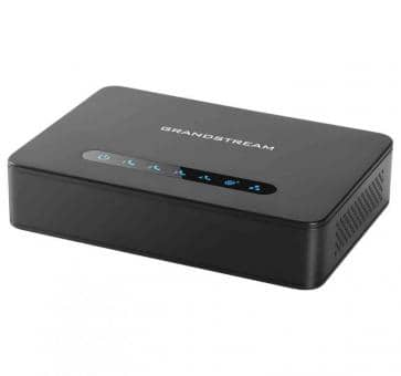 GRANDSTREAM HandyTone HT814 4x FXS incl. Gigabit-NAT-Router