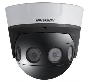 Hikvision DS-2CD6924F-IS Panorama Dome 8MP IP Kamera