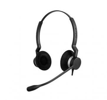 Jabra BIZ 2300 Headset USB Duo NC with QD 2399-829-109
