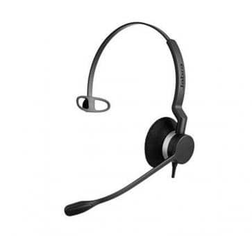 Jabra BIZ 2300 Headset USB Mono MS NC with QD 2393-823-109