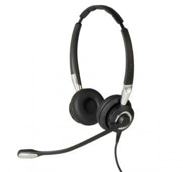 Jabra BIZ 2400 II Headset Duo NC Wideband 2489-820-209