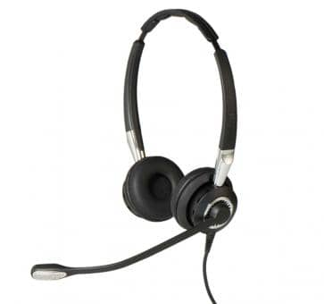 Jabra BIZ 2400 II Headset Duo NC Wideband Balanced 2489-825-209