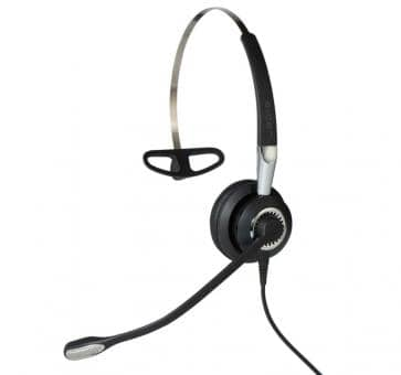 Jabra BIZ 2400 II Headset Mono USB MS 3in1 Bluetooth 2496-823-209