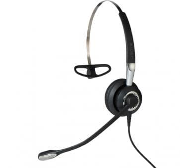 Jabra BIZ 2400 II Headset Mono USB NC MS 3in1 2496-823-309