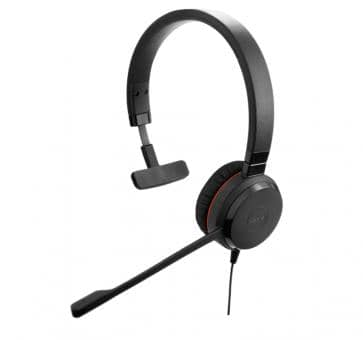 Jabra Evolve 20 MS Mono Headset USB Special Edition 4993-823-309