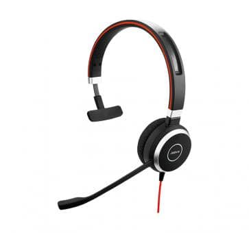 Jabra Evolve 40 MS Mono Headset USB-C 6393-823-189