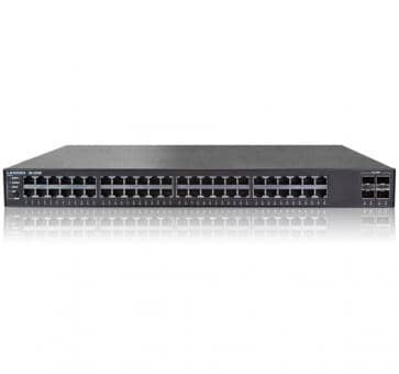 LANCOM GS-2352P 52-Port Gigabit 48-Ports PoE Ethernet und 4 SFP+ Ports Switch 61436