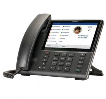 "Mitel 6873 SIP phone with 7""-Touchscreen"