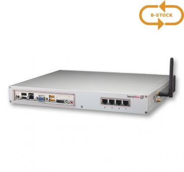 Beronet IP-PBX Telephony Appliance with integrated Gateway B-STOCK *REFURBISHED*