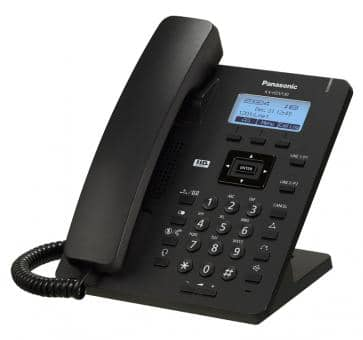Panasonic KX-HDV130NEB SIP phone black