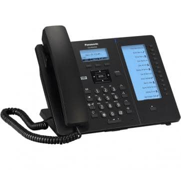 Panasonic KX-HDV230NEB SIP phone black