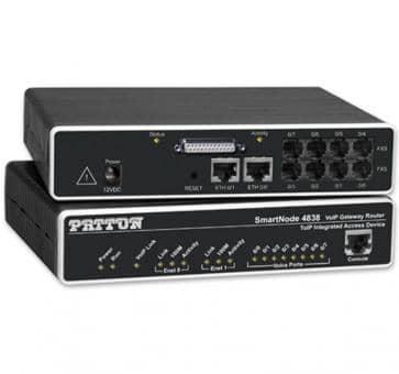Patton Inalp SmartNode 4830 Series / SN4832/JSC/EUI