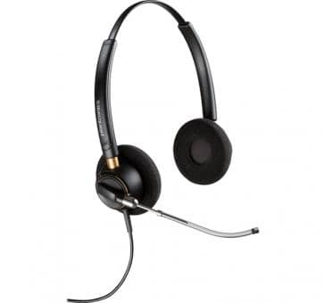 Plantronics EncorePro 520V binaural Headset VT 89436-02