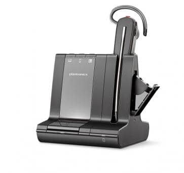 Plantronics Savi 8245-M SfB Headset DECT convertible spare battery 214900-02