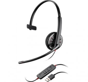 Plantronics Blackwire C310-M monaural USB Headset 85618-01