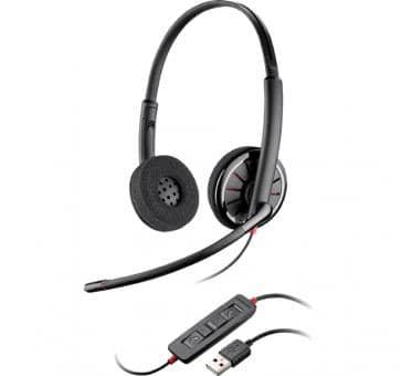 Plantronics Blackwire C320-M Binaural Headset 85619-01
