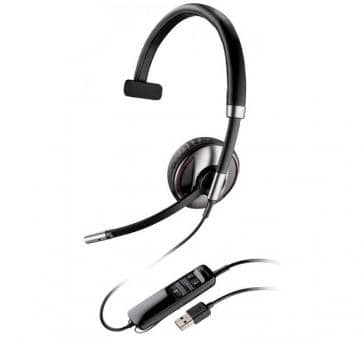 Plantronics Blackwire 710-M SfB Headset USB Bluetooth Mono NC 87505-01