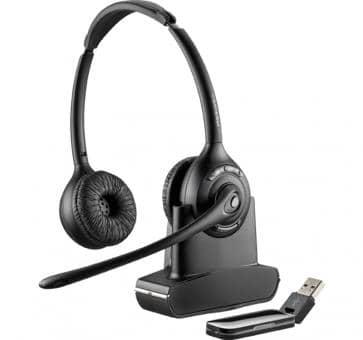 Plantronics Savi W420 DECT USB Headset 84008-04