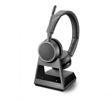 POLY Voyager 4220 V4220 CD USB-A Office Headset Duo 212731-05