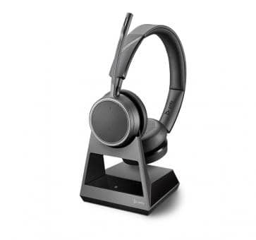 POLY Voyager 4220 V4220 D Office Headset Duo 212721-05