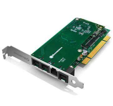 Sangoma B601D 1 PRI + 4 FXO + 1 Port FXS PCI + HW EC