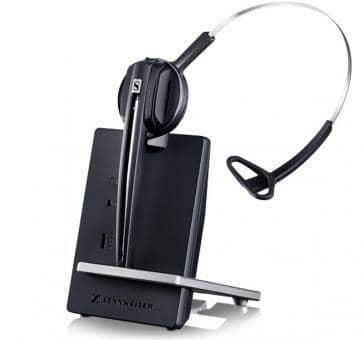 Sennheiser D 10 DECT Headset Phone 506408