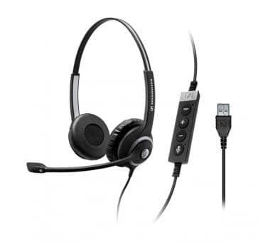 Sennheiser SC 260 binaural USB Control II 506481