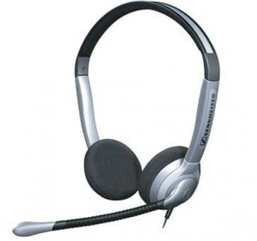 Sennheiser SH 350 Headset Duo 005356