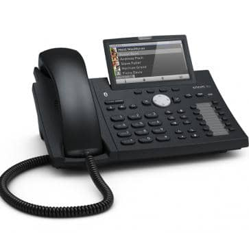SNOM D375 VoIP Telephone (no PSU)