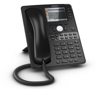 SNOM D765 IP Phone (without PSU)