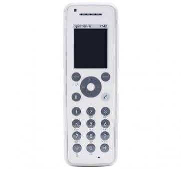 Spectralink 7742 DECT handset incl. battery