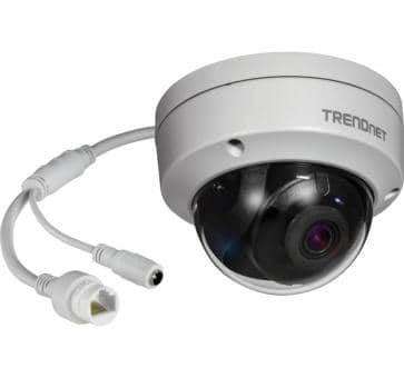 TRENDnet TV-IP317PI IP Kamera Indoor/Outdoor 5MP H.265 WDR PoE IR Fixed Dome 2.8mm