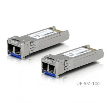 Ubiquiti UF-SM-10G U Fiber Single-Mode Module 10G 2-Pack