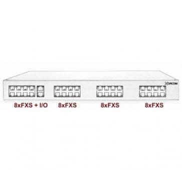 Xorcom Astribank - 32 FXS - XR0008