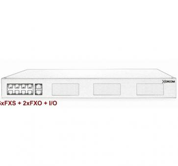 Xorcom Astribank - 6 FXS + 2 FXO - XR0030